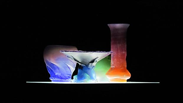 ガラスギャラリー 体験工房 時空館
